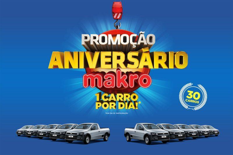 Promoção Aniversário Makro