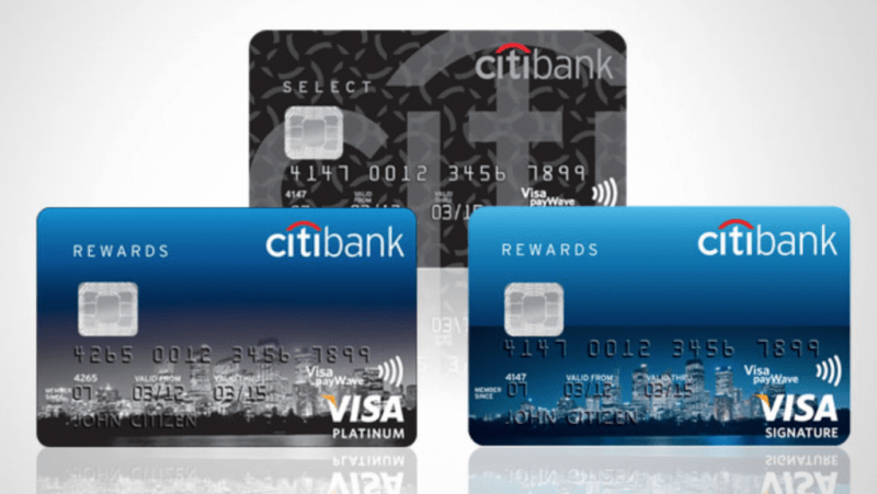 Promoção Banco Citibank